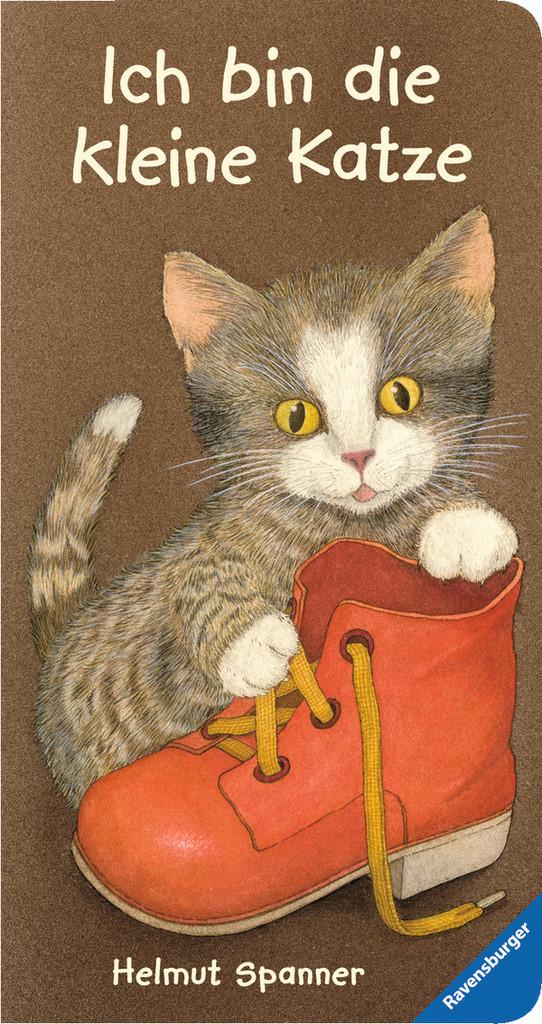 Ich bin die kleine Katze