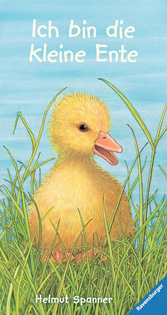 Ich bin die kleine Ente