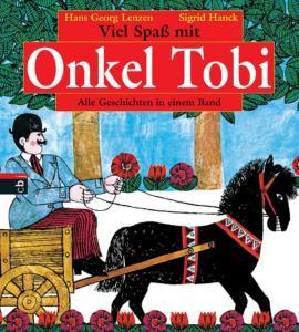Titelseite: Ein Pferd zieht einen Karren. Ein Mann sitzt darauf und hält die Zügel.