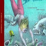 Titelbild des Buchs. Ein junger Mann taucht nach dem goldenen Becher.