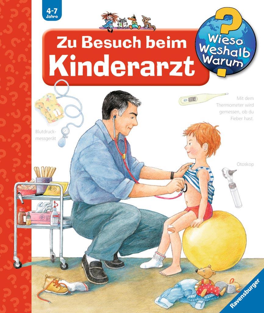 Wieso, weshalb, warum: Zu Besuch beim Kinderarzt