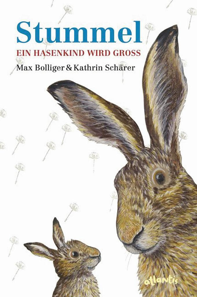 Titelseite des Buchs Stummel