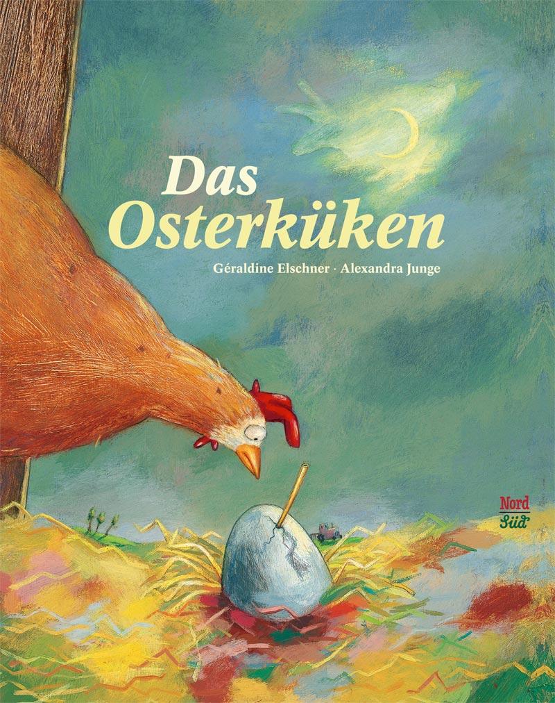 Osterbücher für Kinder: Das Osterküken