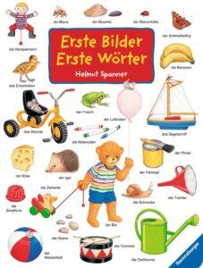 Erste Bilder – Erste Wörter, Helmut Spanner