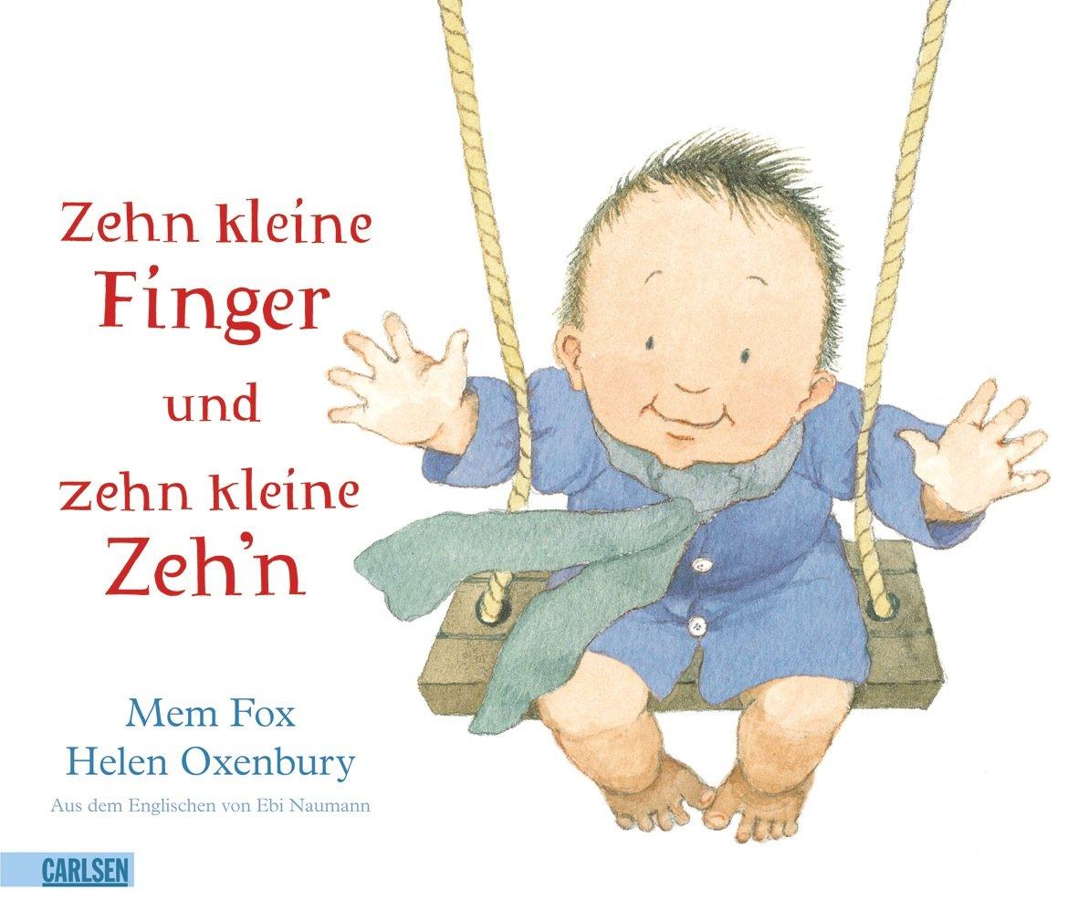 Zehn kleine Finger und zehn kleine Zeh'n