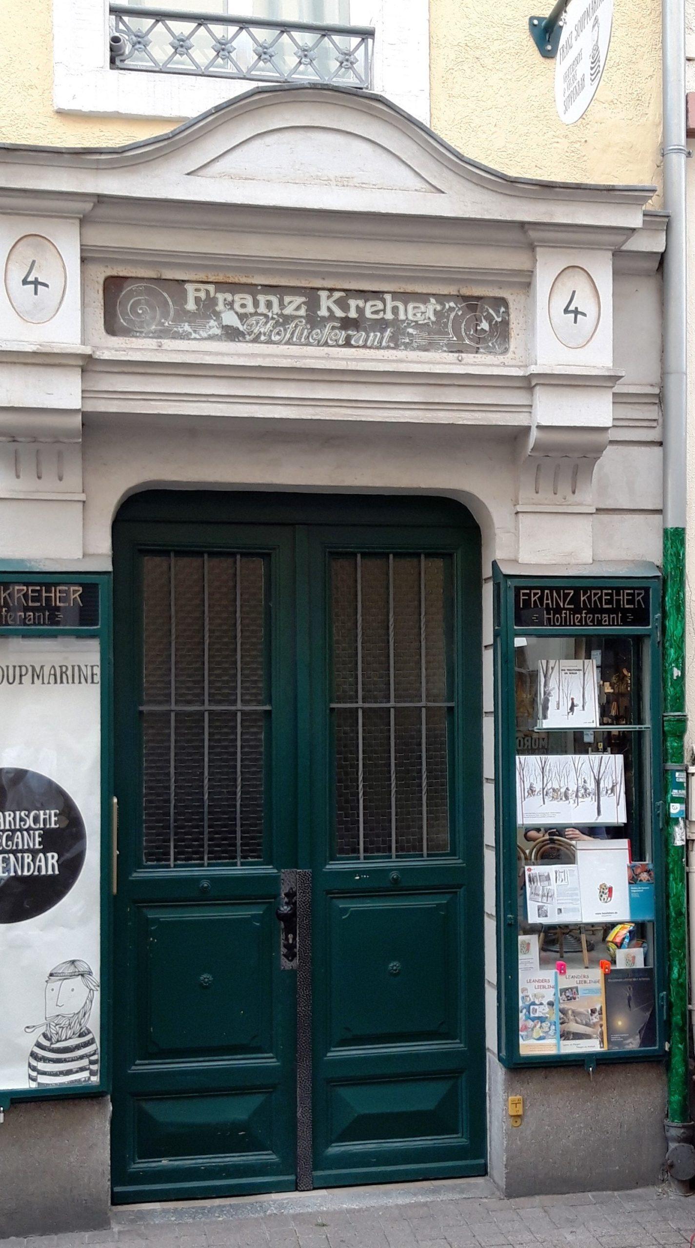 Schaukasten-Buchpräsentation