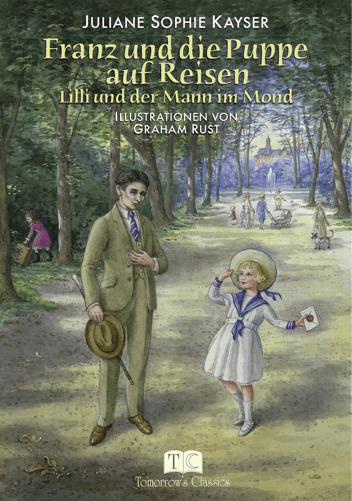 Franz und die Puppe auf Reisen